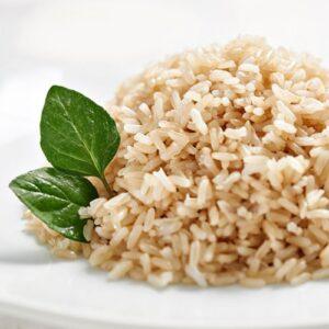 Comida Congelada Delivery - Arroz Integral Cozido porção de 150 e 300 gramas